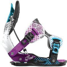 If I had the extra money... Flow Prima SE women's snowboard binding.