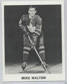 Mike Walton RC 1965-66 Coke Toronto Maple Leafs Mint!