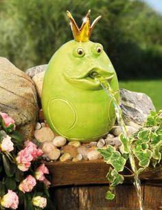 """Wasserspeier """"Froschkönig"""""""