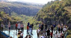 NESCO Dünya Miras Listesi'nde yer alan Karabük'ün Safranbolu ilçesindeki Tokatlı Kanyonu'nda bulunan bir mağara, kafe olarak düzenlenerek turizme kazandırılacak.