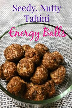These energy balls take just a few minutes to make and are a great pre-workout snack. I especially like them before early morning workouts when nothing sounds good. gluten-free too!