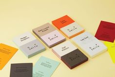 G . F Smith by Made Thought D&AD Winner (Branding) http://www.dandad.org/awards/professional/2015/branding/24398/g-f-smith/