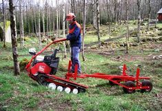 Small Tractors, Old Tractors, Logging Equipment, Heavy Equipment, Snow Vehicles, Go Kart Plans, Agriculture Machine, Hors Route, 6x6 Truck