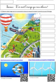 energie 1 Science For Kids, Earth Science, Sciences Cycle 3, Science Montessori, Edd, Teaching, Nintendo, Harry Potter, Images
