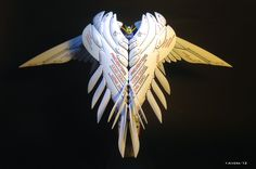 [MG 1/100] Project: XXXG-00W0 Preventers Wing Zero: Modeled by TJ Rivera. Photoreview Full Size Images, info | GUNJAP