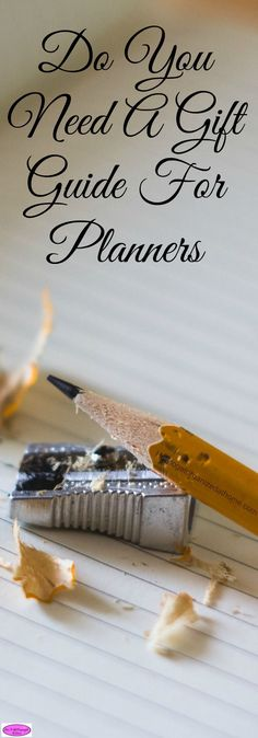 If you are looking for a gift guide for planners, then this guide is so important. Buying for planners isn't easy unless you know what they like!