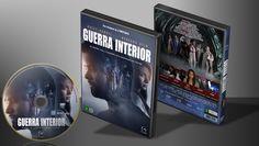 Guerra Interior - Capa   VITRINE - Galeria De Capas - Designer Covers Custom   Capas & Labels Customizados