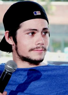 """Dylan O'Brien at the Nerdist Conival Panel (July "" Teen Wolf Boys, Teen Wolf Dylan, Teen Wolf Cast, Dylan O'brien, Scott Mccall, Stiles, Maze Runner, Mtv, Kristen Stewart"