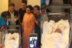 Salman Khan Becomes Mamujaan As Sister Arpita Khan Welcomes A Baby Boy- #Arpita #SalmanKhan #ArpitaKhan #BabyBoy #Cute #bollywood #Celebrity #kids #AyushSharma #Instagram