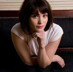 Nice Short Bob Haircuts with Bangs - Love this Hair