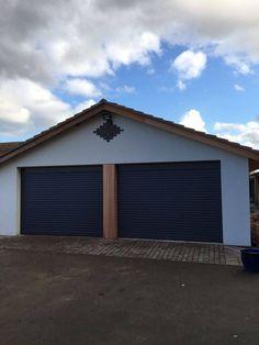 Roller Shutter Doors done by Birkdale Ltd