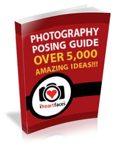 Wow! This is an Amazing Photography Posing Guide Book! (APRIL FOOLS!!)  iHeartFaces.com