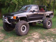 87 Toyota 4runner Yeah 4x4 Trucks Cars