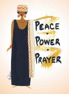 Peace, Power, Prayer