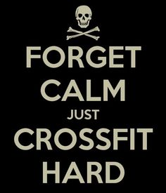 How am I to know what I can achieve if I don't push myself with #crossfit
