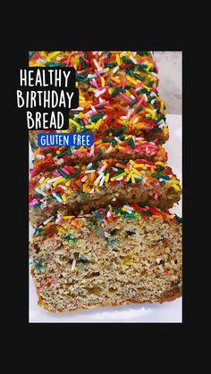 Gf Recipes, Gluten Free Recipes, Sweet Recipes, Baking Recipes, Recipies, Dessert Recipes, Gluten Free Baking, Gluten Free Desserts, Healthy Desserts