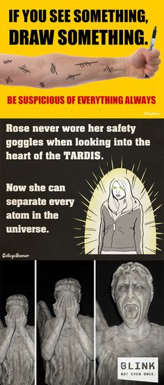 9 Doctor Who PSAs