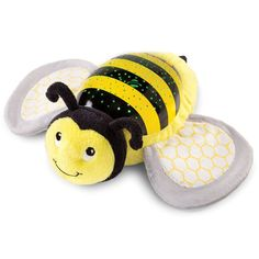 SwaddleMe Slumber Buddies Baby Soother and Sound Machine - Bumble Bee, Black/Yellow Bee Nursery, Nursery Decor, Nursery Ideas, Room Decor, Musical Cot Mobile, Baby Daddy Shirt, Baby Alive Food, Nursery Night Light, Baby Games