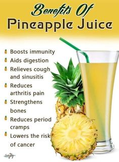 Top Benefits of Pineapple For Healthy Body Top Benefits of Pineapple For Healthy Body,Health & Nutrition Pineapple is super-rich food and offers great health benefits as they are rich in Enzymes, nutrients, and vitamins. Healthy Juices, Healthy Tips, Healthy Treats, Healthy Detox, Healthy Drinks, Stay Healthy, Healthy Recipes, Natural Health Remedies, Herbal Remedies