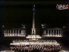 Hungarian National Anthem (Magyar Nemzeti Himnusz) - Performed by the Jeunesses Musicales Choir Budapest and Hungarian State Orchestra on Heroes' Square (Hősök tere), Budapest. National Anthem, Choir, Orchestra, Hungary, Budapest, World, Musicals, The World, Greek Chorus