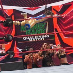 The amazing images of Raw, June 21, 2021: photos Xavier Woods, Shayna Baszler, Nia Jax, Drew Mcintyre, Wwe Champions, Money In The Bank, Wwe Photos, Bliss, Wwe Divas
