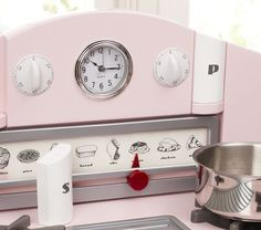 kids kitchens on pinterest kid kitchen play kitchens kidkraft pink retro kitchen pink kidkraft retro kitchen