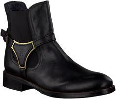 wholesale dealer be62e 2bb84 Black Tommy Hilfiger Chelsea Boots httpwww.omoda.nldames