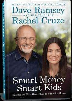 Enter to win a copy of Smart Money Smart Kids by Dave Ramsey and Rachel Cruze, Ends 05/05
