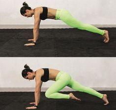 Faça o máximo de repetições no tempo determinado de cada exercício, mas o mais importante é respeitar seus limites