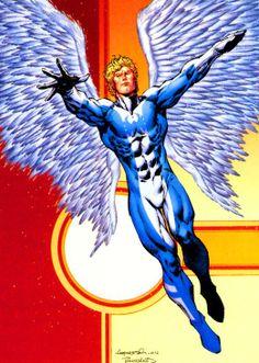 Angel . X-Men