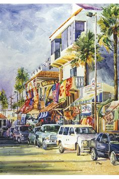 Charles Reid, American Watercolorist   ... Time for Thoughtful Art - The Watercolor Blog - Blogs - Artist Daily