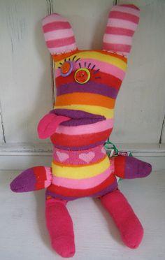 Presley - A Sock Monster