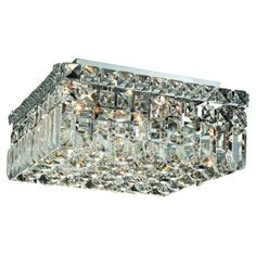 Check out this item at One Kings Lane! Darby Flush Mount