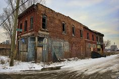 """""""Don't Call It a Comeback: Detroit History in photos"""""""