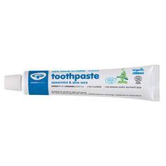 Green People Organic Children's Spearmint & Aloe Vera Toothpaste 50ml