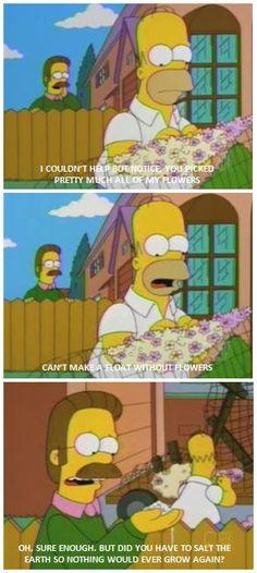 Poor Flanders