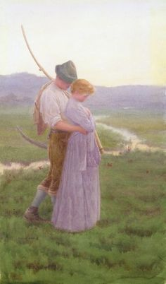 Title: A Tender Moment Artist: William Henry Gore