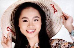 Une femme vietnamienne