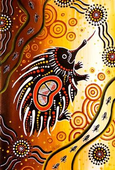 View the largest range of contemporary Aboriginal art and artefacts in Sydney. Aboriginal Art Australian, Aboriginal Art Animals, Aboriginal Art Symbols, Aboriginal Patterns, Aboriginal Dot Painting, Indigenous Australian Art, Aboriginal History, Dot Art Painting, Indigenous Art