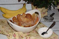 Bundás banán | Tétova ínyenc French Toast, Cooking, Breakfast, Food, Kitchen, Morning Coffee, Essen, Meals, Yemek
