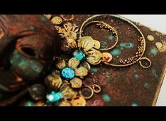 Inka gold altered box