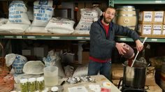 In this episode, veteran beer-making instructor Jeremy Frey, from F. Steinbart Company, one of the oldest home beer supply houses in the country, shows us. Brew Your Own Beer, Make Your Own Wine, Best Hobbies For Men, Fun Hobbies, Make Beer At Home, How To Make Beer, Beer Supplies, Ale Recipe, Home Coffee Stations