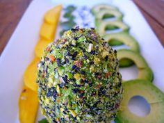 Golubka: Avocado Truffles
