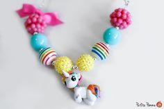 Collar Pony 01 para niñas