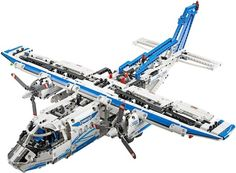 Technic LEGO, learn to solve problems in real life!