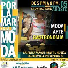 #EventosEnLaIsla #Venezuela #IslaDeMargarita #PorlamaEstaDeModa #Regrann