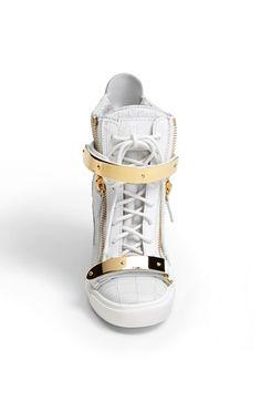 3ed93f8238670 14 Best Sneakers images | Sneaker wedges, Wedge sneakers, Heels