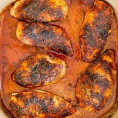 This Oven Baked Chicken Breast Recipe makes the best, easiest, juiciest chicken breasts, deliciously seasoned then baked to perfection! Oven Baked Chicken, Baked Chicken Breast, Cheesy Chicken, Chicken Breasts, Roasted Chicken, Jo Cooks, Tandoori Masala, Breast Recipe, Chicken Enchiladas