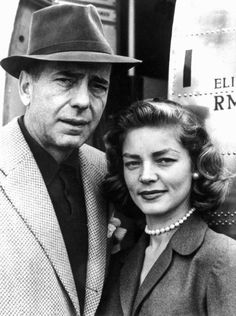 """In memoriam Lauren Bacall: Sie war Humphrey Bogarts große Liebe, die Frau, die Hollywoods """"einsamen Wolf"""" zu zähmen vermochte. (Bid: dpa)"""