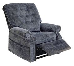 Catnapper Power Lift Full Lay-Out Recliner with Comfort Coil Seating  Soft and durable polyester fabric  Elegant button back design (Slate)  Weight Capacity 350 lb. https://loveseatreclinersreviews.info/catnapper-power-lift-full-lay-out-recliner-with-comfort-coil-seating-soft-and-durable-polyester-fabric-elegant-button-back-design-slate-weight-capacity-350-lb/